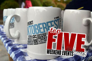Oktoberfest top five