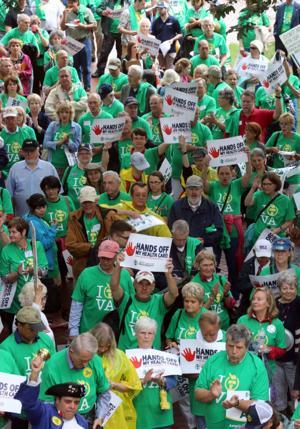 Va. among states seeking middle ground on Medicaid expansion