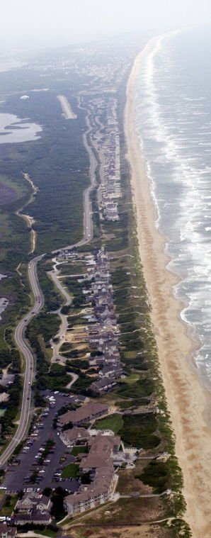 Outer Banks town adopts new rules to protect dunes