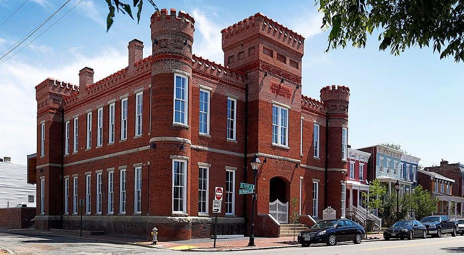 Xoom history museum boston virginia