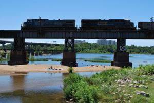 Where Am I RVA? Places to Watch Trains