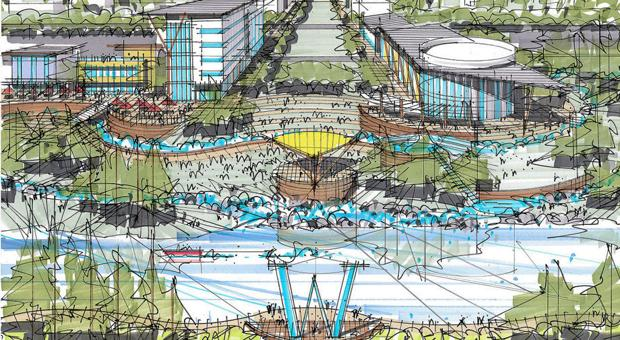 <p>Proposed development in Chesterfield County.</p>