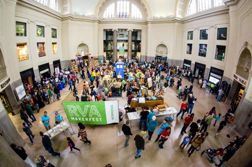 RVA MakerFest this Saturday at Science Museum, family-friendly festival with craft beer and food