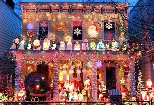 PHOTOS: Tacky Lights 2014