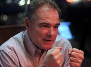A post-election Q and A with Tim Kaine
