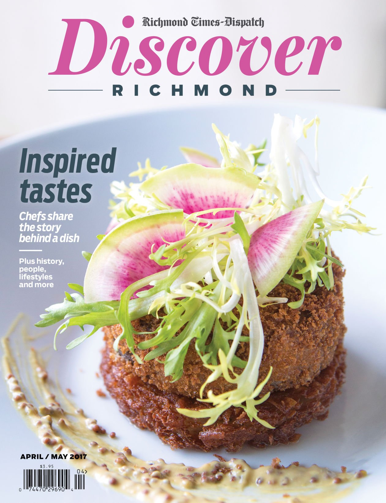 Discover Richmond - August 2016