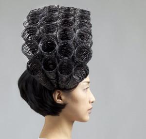 Heejin Hwang head dress-0164
