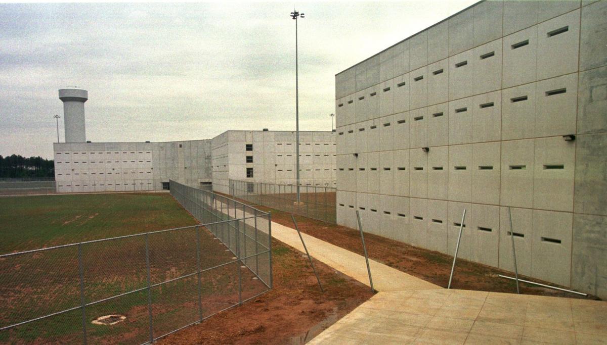 sussex va prison