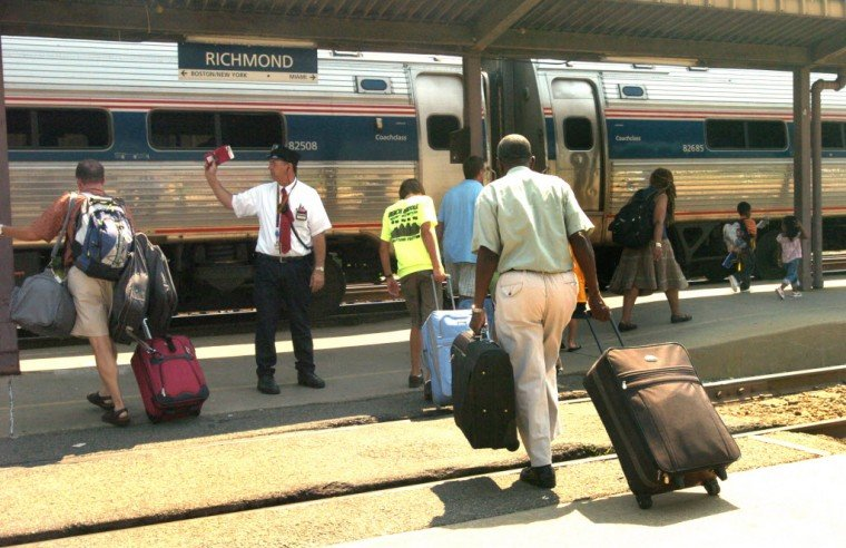 U S Agency Faults Staples Mill Amtrak Station Richmond