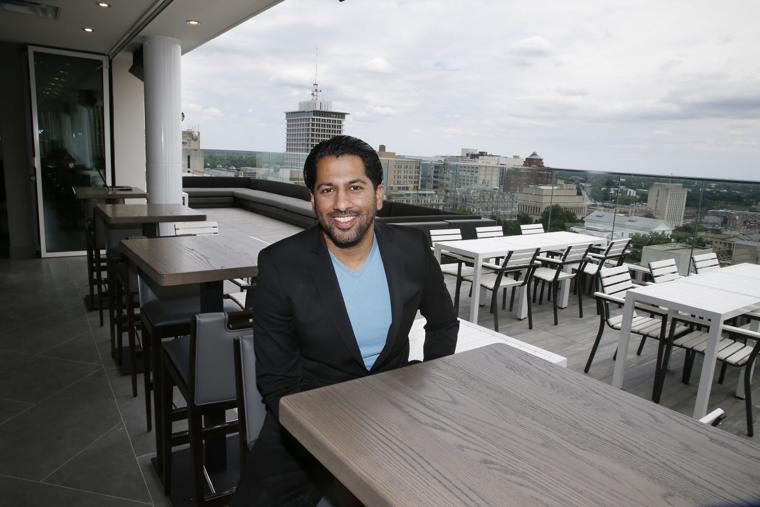 PHOTO: Kabana's rooftop restaurant and bar - Richmond Times-Dispatch ...