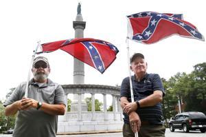 THE VIRGINIA FLAGGERS