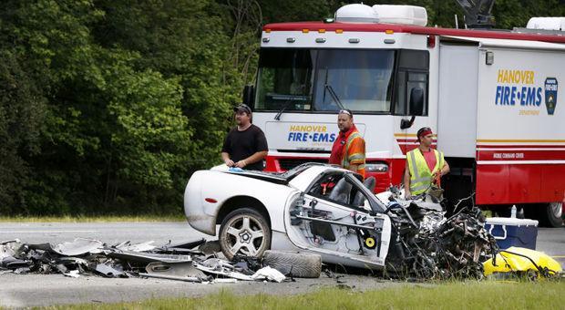 Man Killed Car Crash Richmond Va