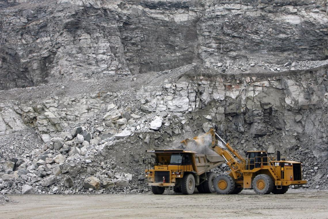 Luck Stone plans new quarry in Prince Edward County to ...