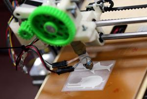 3-D printing changing the way companies do business and researchers design products