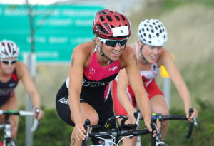 <p>USA Triathlon last week attached a large exclamation point to Battiata's brief but promising career by saluting her as its female rookie of the year for 2012.</p>