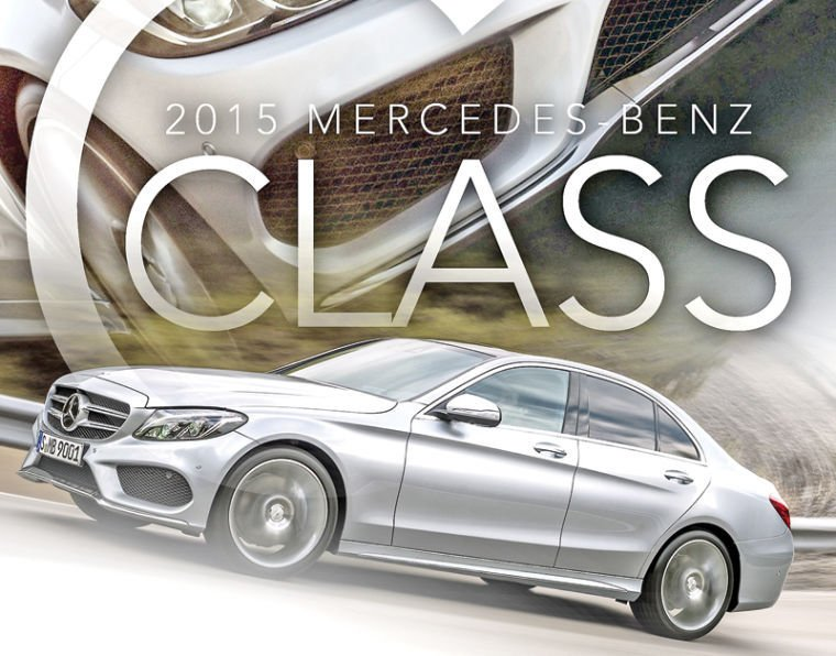 Autopilot introducing the all new 2015 mercedes benz c for Mercedes benz autopilot