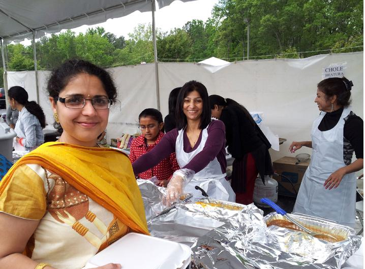 India spring festival this weekend richmond times for Ajuba indian cuisine ashland va