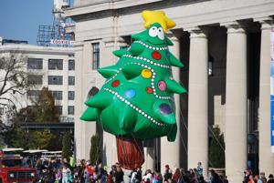 2012 Dominion Christmas Parade