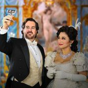 """<p>FRIDAY, SUNDAY: Virginia Opera stages a production of """"La Traviata"""" at Carpenter Theatre, Richmond CenterStage.</p>"""