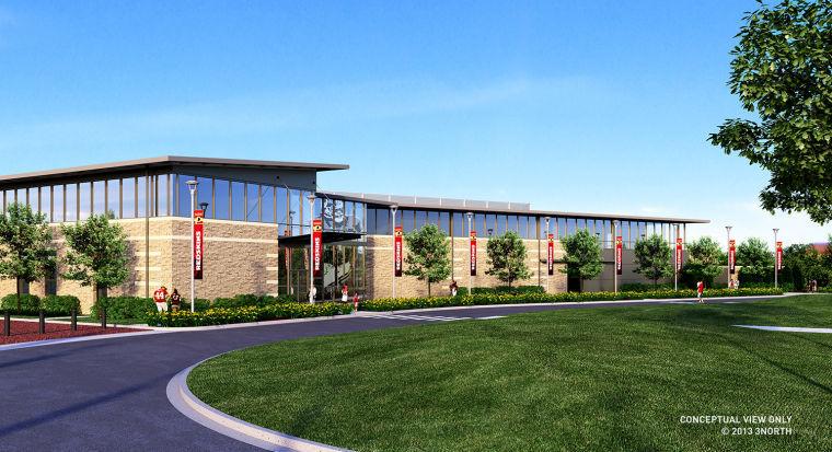 Washington Training Center Redskins Training Center