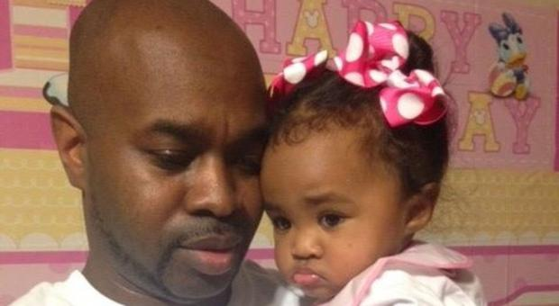 <p>Jerry Colyer with his 20 month old daughter, Aiyana.</p>