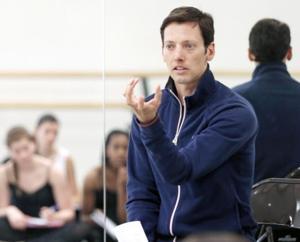 Choreographer teaches Appomattox students fresh approach to dance