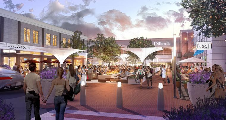 Stony Point Fashion Park Plans 50 Million Upgrade