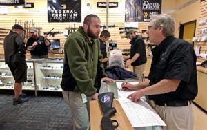 Va. gun sales set Black Friday high as state prepares to set new annual record