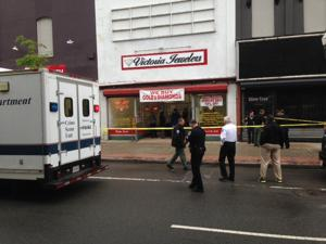 Victoria Jewelers shooting