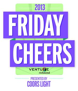 Friday Cheers Logo