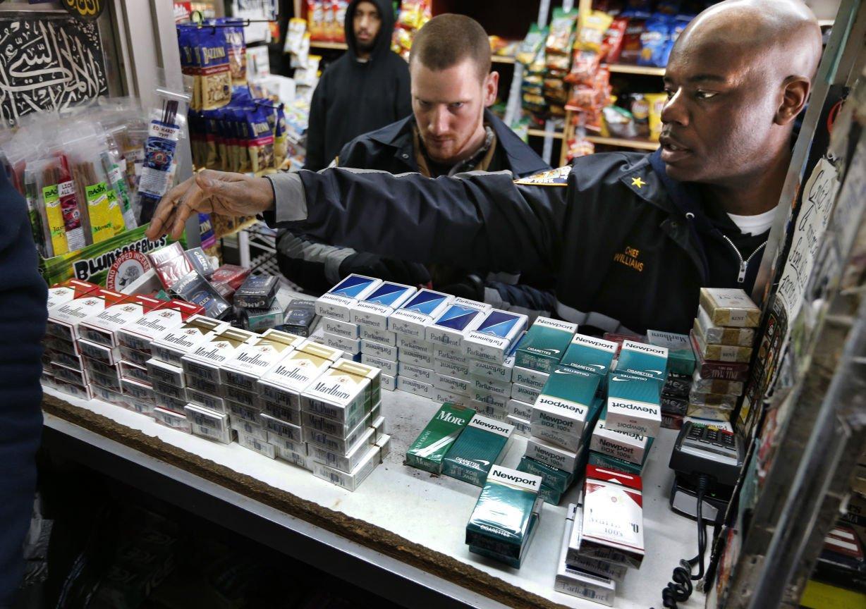 Cigarettes Marlboro price Finland vs USA