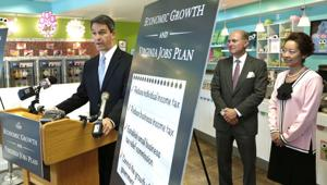 Cuccinelli proposes $1.4 billion in tax cuts