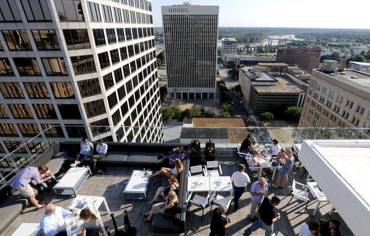 PHOTOS: Kabana rooftop bar - Richmond Times-Dispatch: Photo