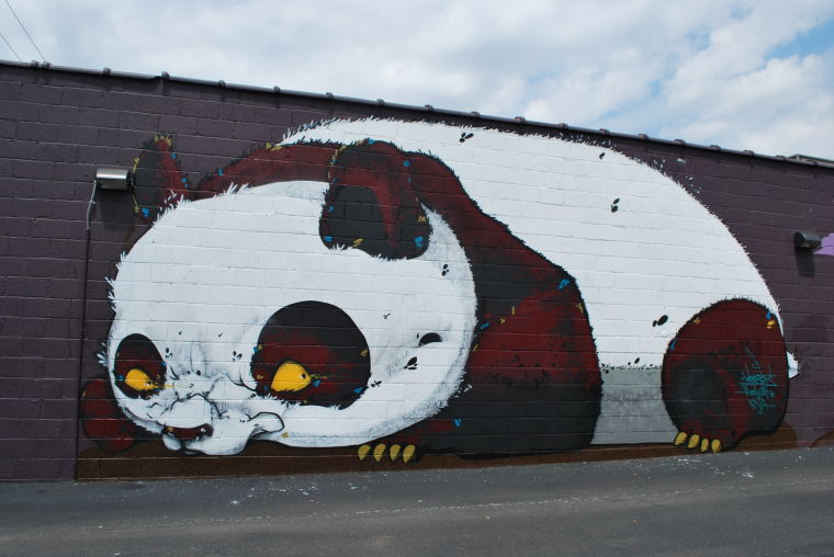 Holmberg too many of richmond 39 s murals send ugly message for 100 mural street richmond hill