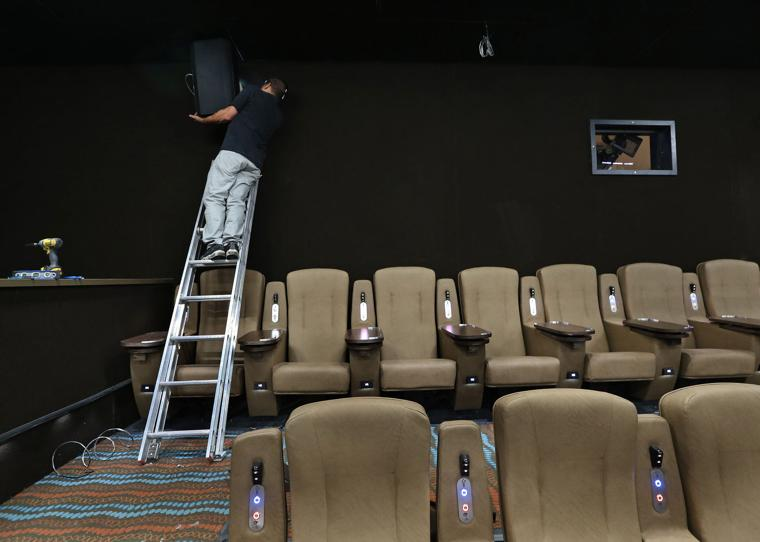 photo gallery former carmike cinema to reopen as dinner
