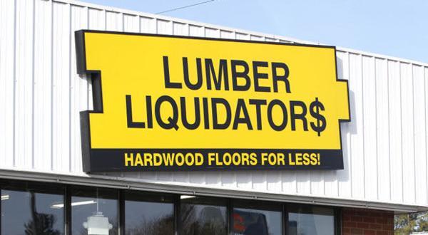 <p>Lumber Liquidators at 8818-B West Broad Street photographed Monday, March 2, 2015.</p>