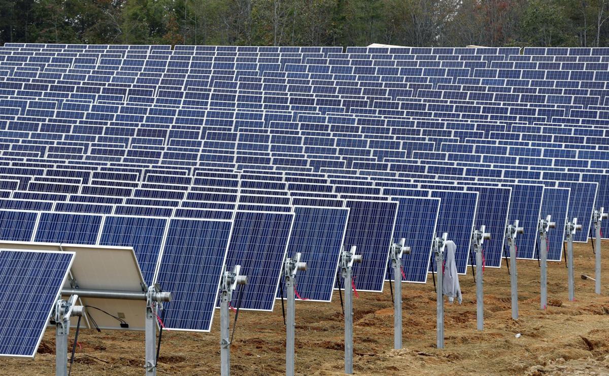 news virginia government politics dominion touts bigger commitment solar long term power article edc