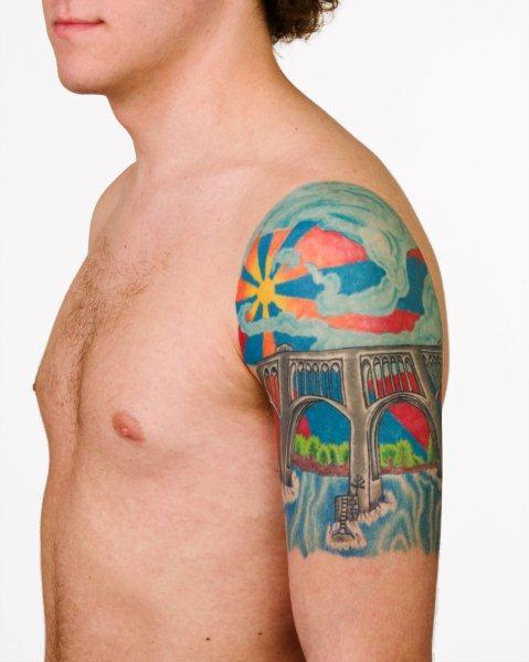 Tattoo art show opens this week richmond times dispatch for Tattoos richmond va