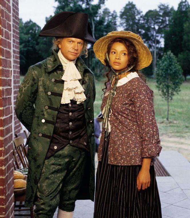 The Myth Of Thomas Jefferson And Sally Hemings