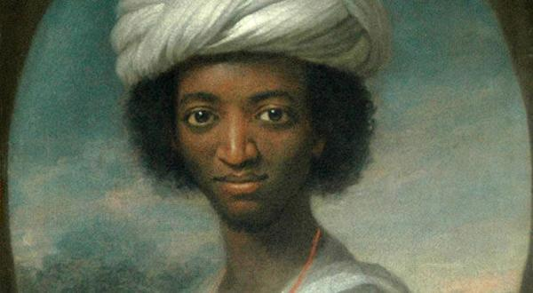 <p>William Hoares 1733 portrait of Ayuba Suleiman Diallo will be featured at the new American Revolution Museum in Yorktown, which is scheduled to open next year.</p>