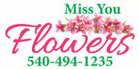 Miss You Flowers