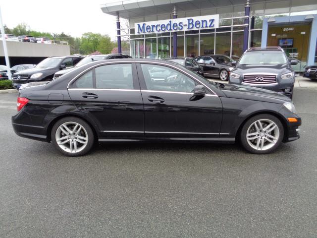 2014 mercedes benz c class sedans for Roanoke mercedes benz dealerships