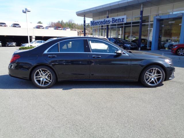 2015 magnetite black mercedes benz s class sedans for Roanoke mercedes benz dealerships