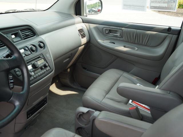 2004 Honda Odyssey Vans Roanoke Com