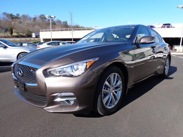 2014 Chestnut Bronze Infiniti Q50 Roanoke Times Sedan