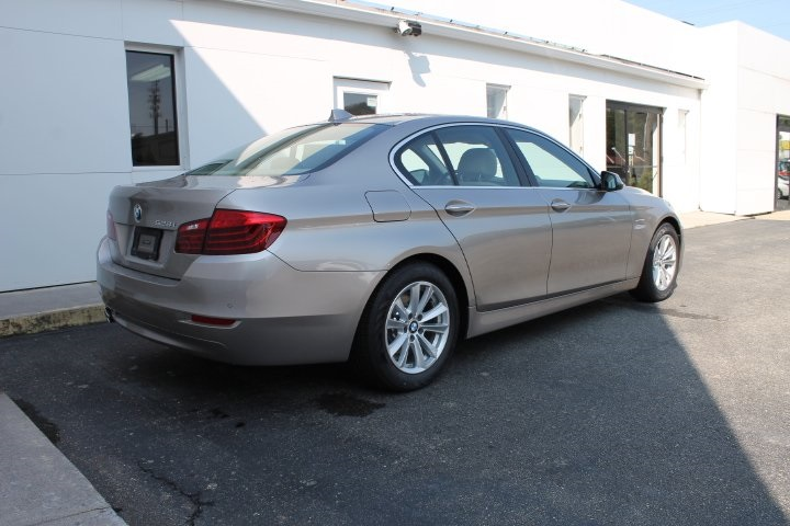 2015 Champagne Quartz Metallic BMW 528 - Roanoke Times: Sedan