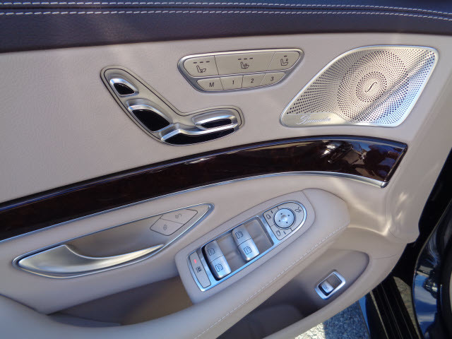 2015 Anthracite Blue Mercedes Benz S Class Roanoke Times