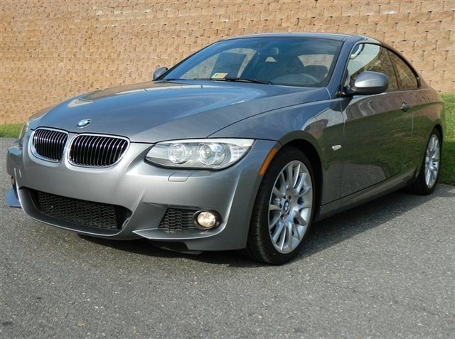 2013 Space Gray Metallic Bmw 3 Series Roanoke Times Coupe