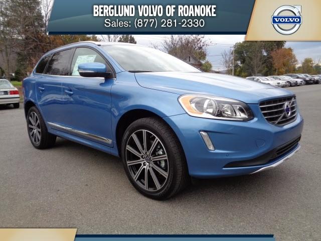 2015 Power Blue Volvo Xc60 Suvs Roanoke Com