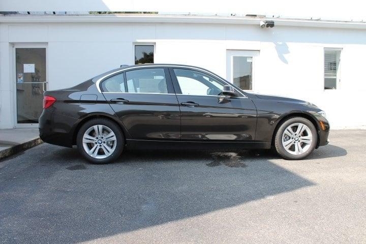 2016 Jatoba Brown Metallic BMW 328 - Roanoke Times: Sedan